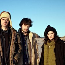 The Dirty Projectors, dressed for winter (press photo)